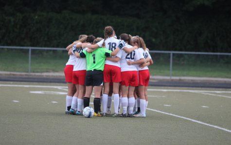 Girls' soccer wins sectionals