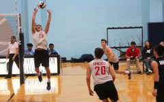 Boys' volleyball starts strong