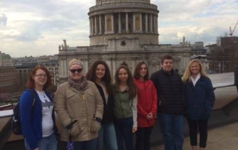 Students traveling abroad