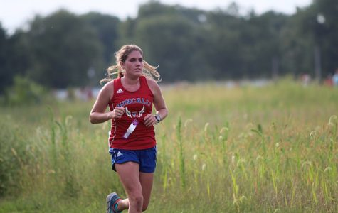 Girls' Cross Country – 2017 Season Opener