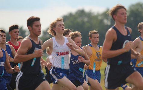 Boys' Cross Country – 2017 Season Opener