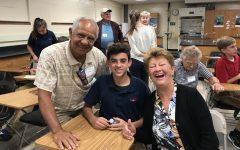 Grandparents glimpse into student life