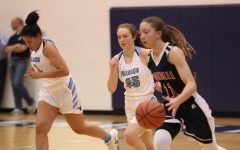 Girls basketball tips off