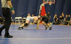 Wrestling to glorify God