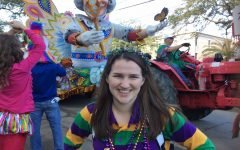 Reuter's Return to Mardi Gras