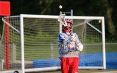Varsity boys lacrosse vs. Avon