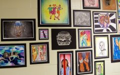 Art show displays student talent