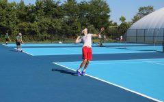 Boys' tennis serves up another season