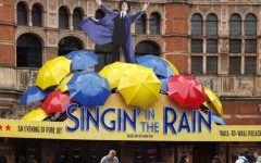 Just Singin' In the Rain! What a Glorious Day!