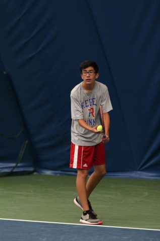 Boys' tennis serves up another season